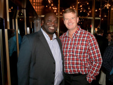 Tommie Frazier Ernie Els