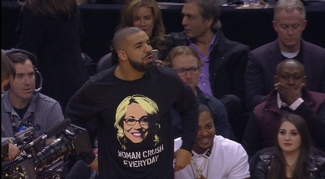 Everyone Wants Drake's Doris Burke