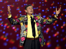 LOS ANGELES, CA - JULY 13:  Honoree Craig Sager accepts the Jimmy V Award for Perserverance onstage during the 2016 ESPYS at Microsoft Theater on July 13, 2016 in Los Angeles, California.  (Photo by Kevin Winter/Getty Images)