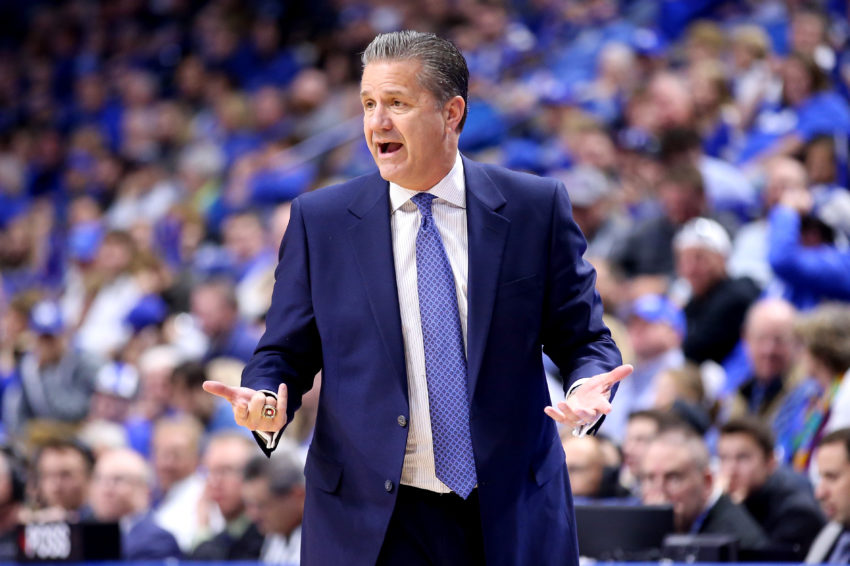 Kentucky Basketball Coach John Calipari Previews 2016 17: ESPN Is Producing A '30 For 30' About John Calipari, To Be