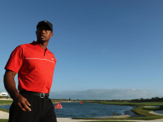 during the final round of the Hero World Challenge at Albany, The Bahamas on December 4, 2016 in Nassau, Bahamas.