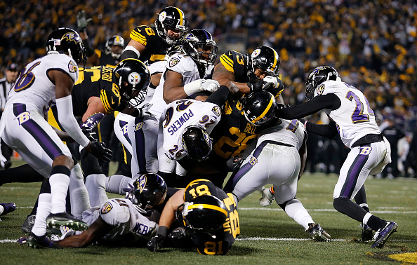 Ravens-Steelers Christmas Day game sets NFL Network viewership record