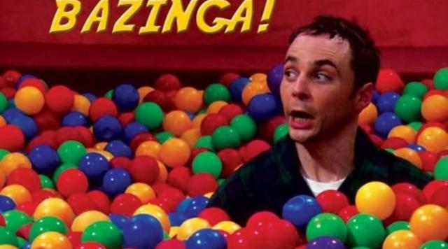Big Bang Theory Bazinga
