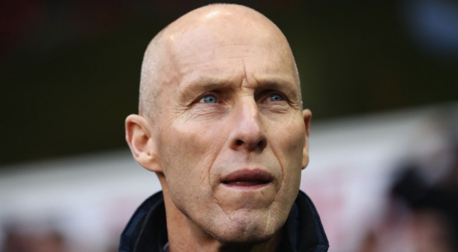 Criticised for how he talks, Bob Bradley focused on turning Swansea's fortunes