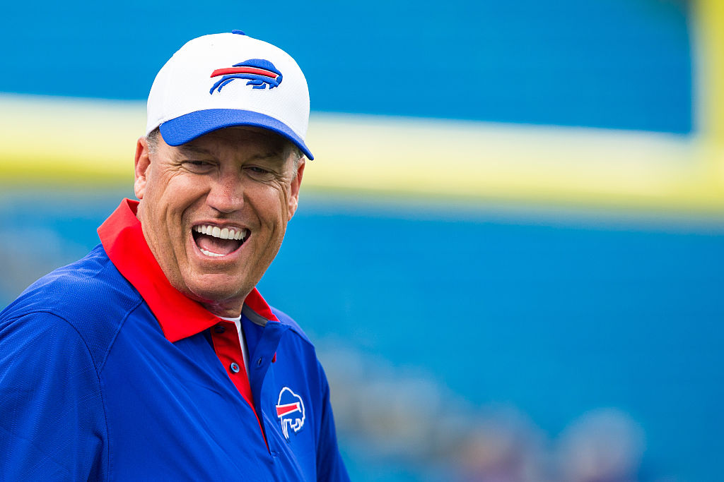 Rex Ryan Bills
