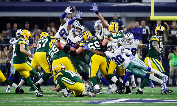 'Titletown' Tops 'Entitled Town' - The Cowboys Playoff Ouster Column You're Gonna Hate