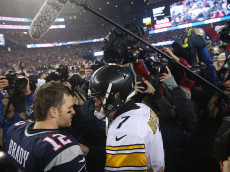 Patriots Steelers ratings