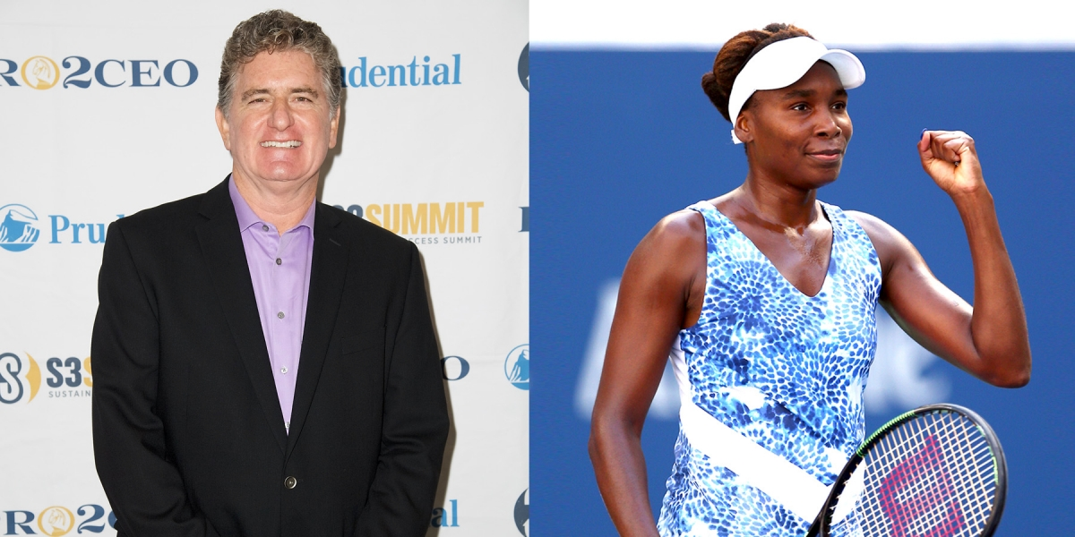 Fired for 'guerrilla' comment about Venus Williams, ex-commentator sues ESPN
