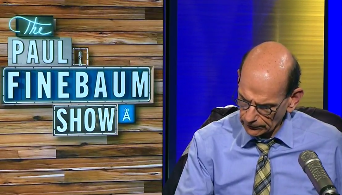 Paul Finebaum leaves
