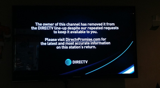 Hearst Stations Pulled In Dispute with DirecTV