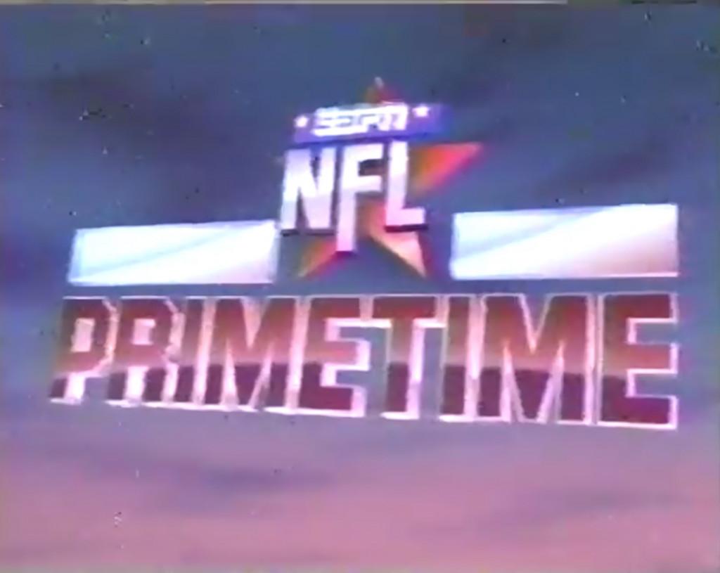 ESPN NFL Primetime 1987