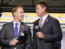 Joe Buck Troy Aikman