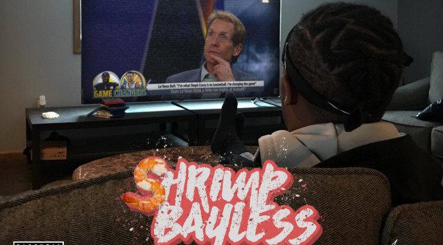 Steelers Running Back Le'Veon Bell Releases Skip Bayless Diss Track