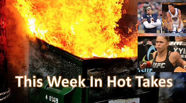 This Week In Hot Takes for Dec 30-Jan 5