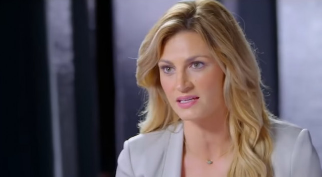 Erin Andrews Opens Up About Her Battle Against Cervical Cancer