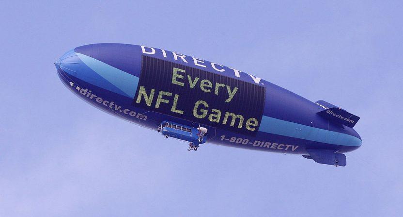 DirecTV Raises Prices For NFL Sunday Ticket