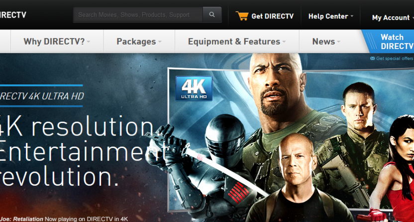 DirecTV 4K