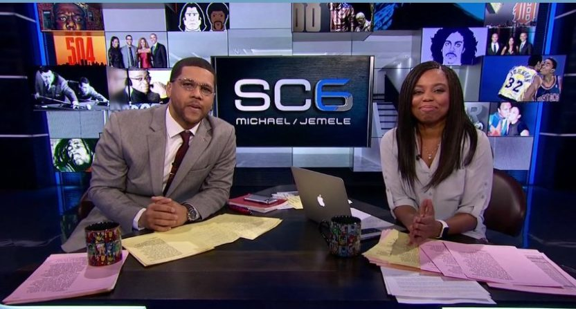 ESPN SC6 Michael Smith Jemele Hill
