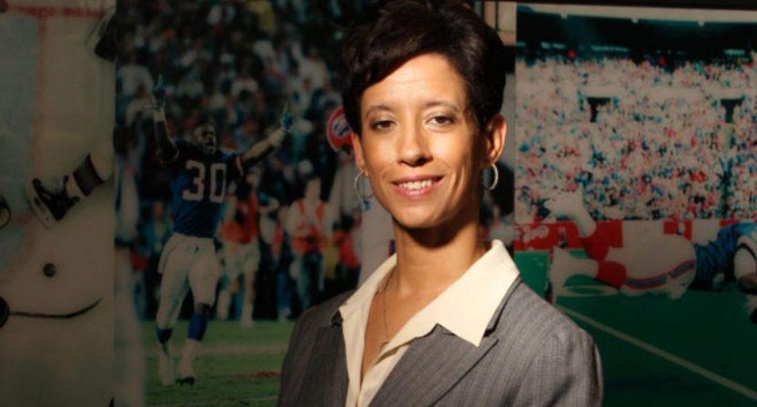 Lisa Wilson ESPN editor