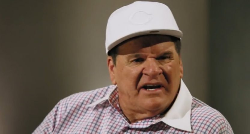 Pete Rose Undeniable