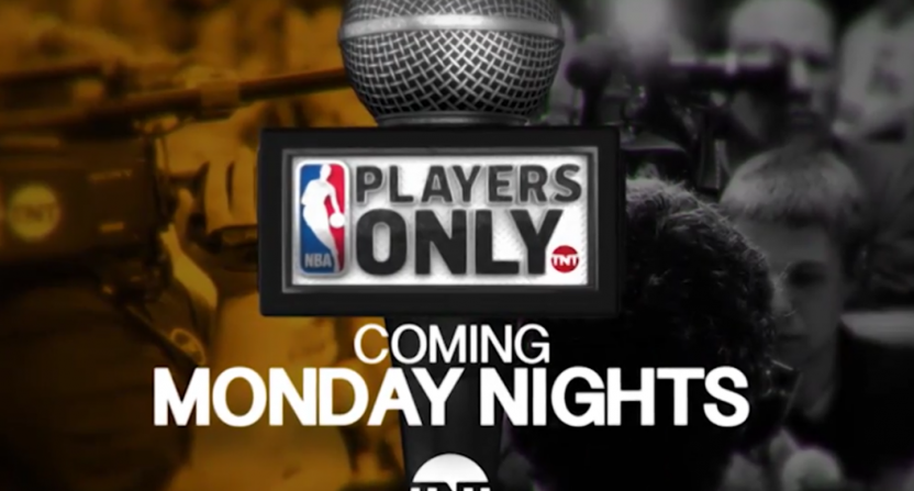 NBA Players Only TNT