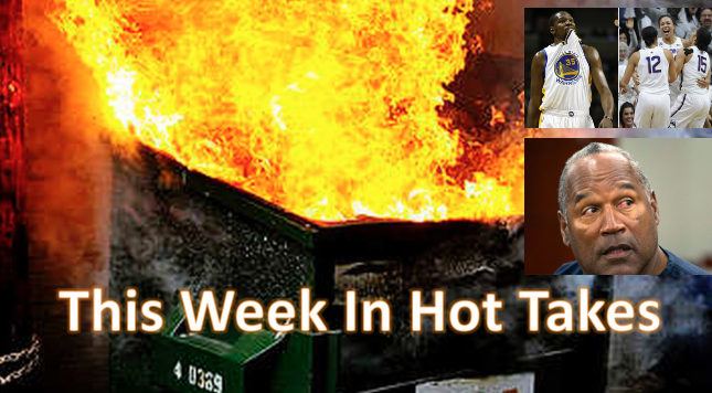 This Week In Hot Takes Feb 16