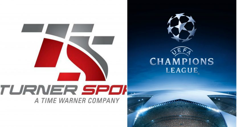Turner Sports and Univision will air the Champions League in the US