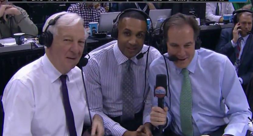 CBS mic sharing