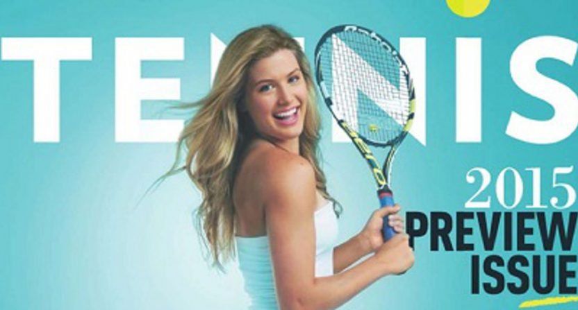 Tennis magazine has been bought by the Sinclair Broadcast Group.