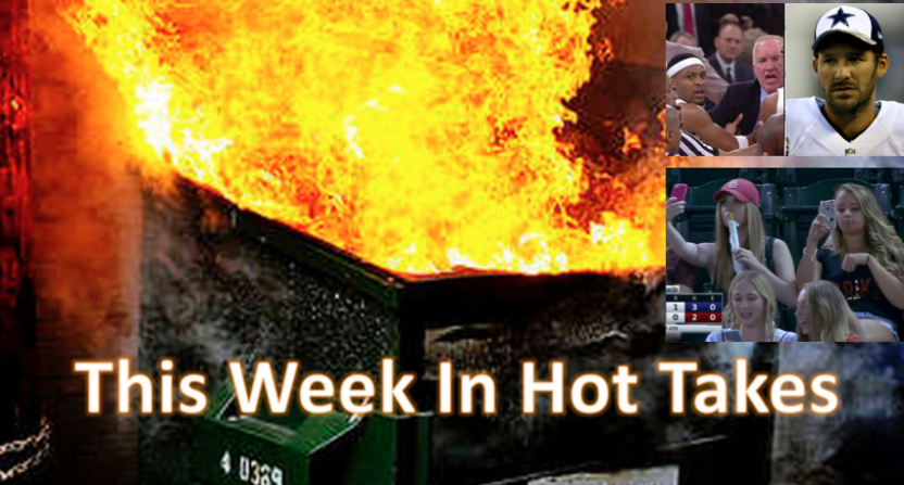 The hot takes for March 3-9.