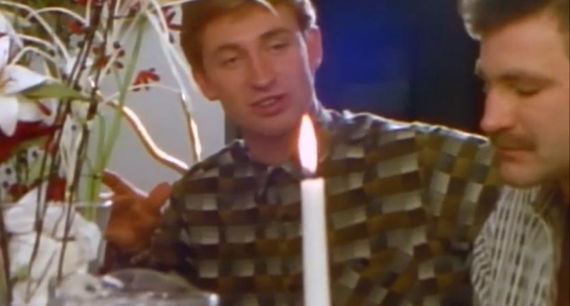 Wayne Gretzky The Boys on the Bus