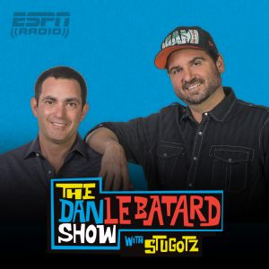 Dan hosts a daily show on ESPN, THE DANLEBATARD SHOW with his co-host Stugotz