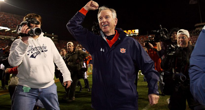 Tuberville Says No Run for Governor