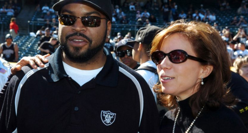 Amy Trask Ice Cube