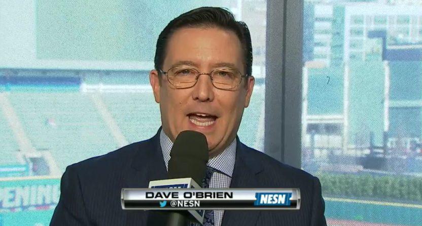 Dave O'Brien NESN