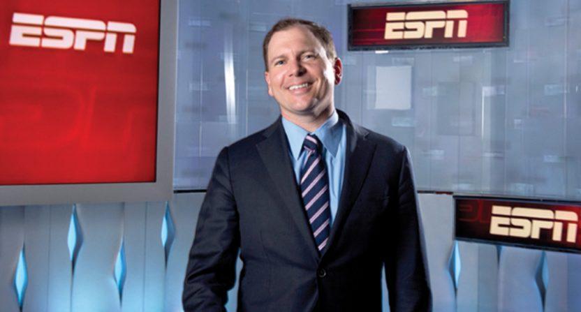 Justin Connolly ESPN