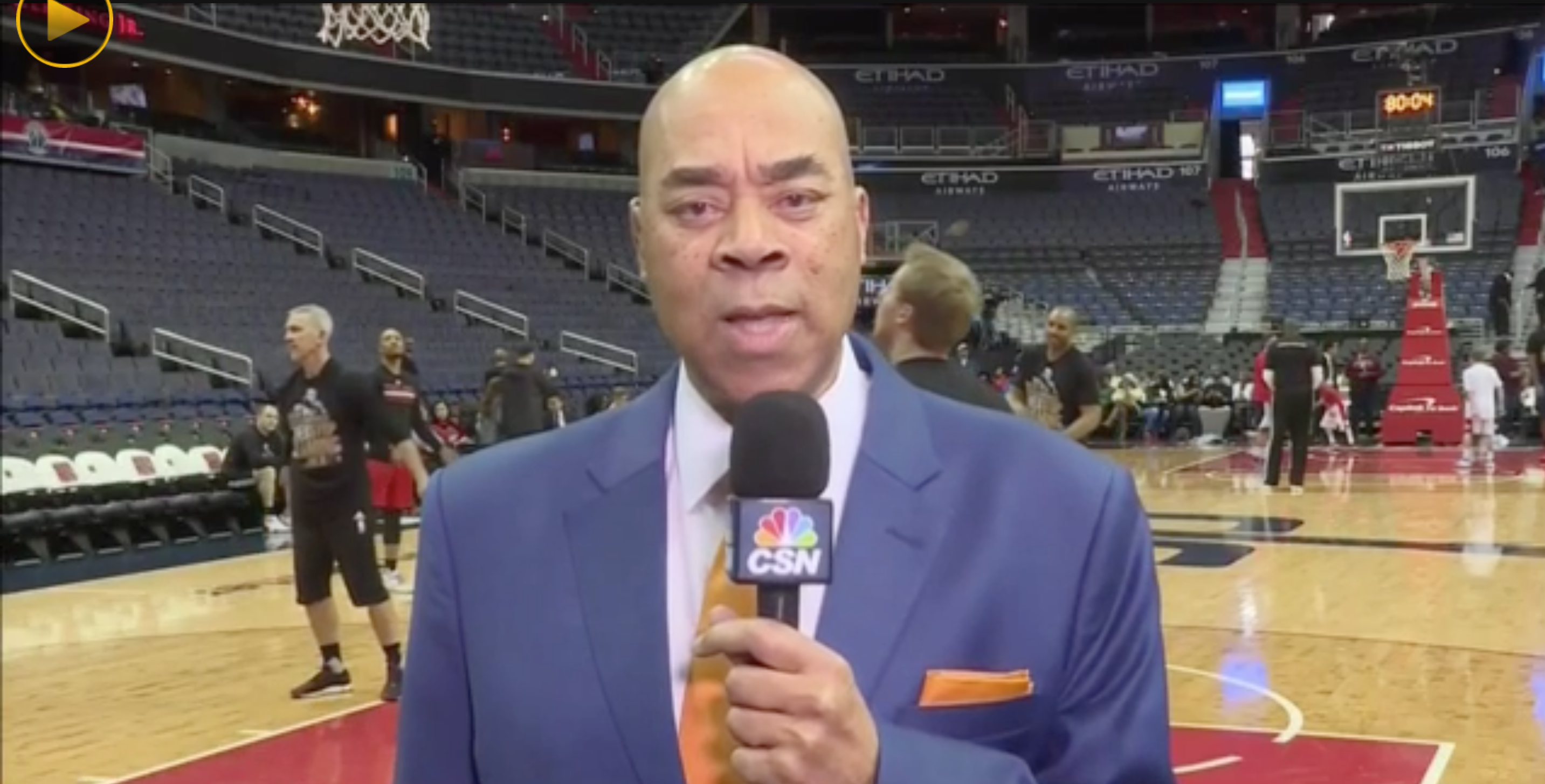 Phil Chenier won t return as Wizards primary color mentator