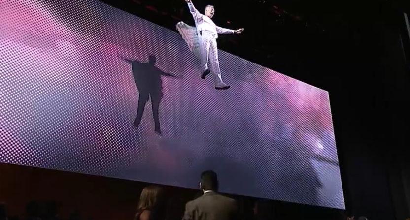 Kenny Mayne angel