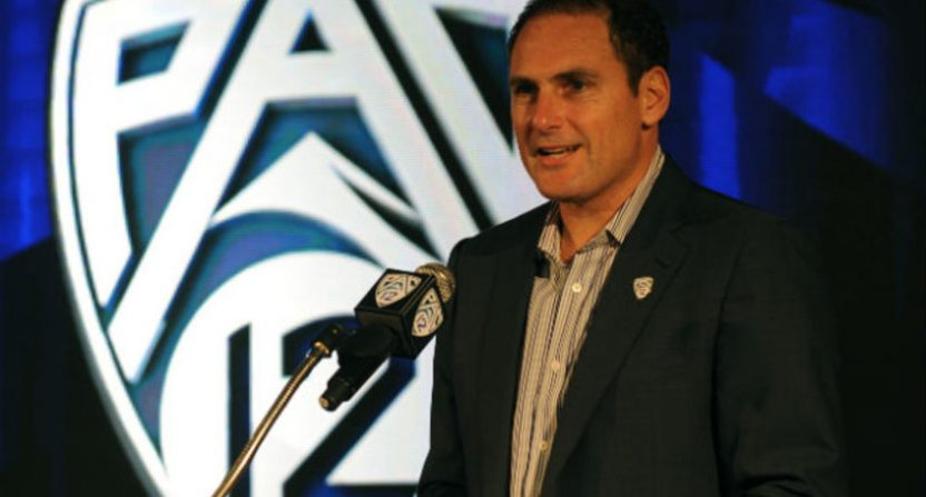 Larry Scott Pac-12.