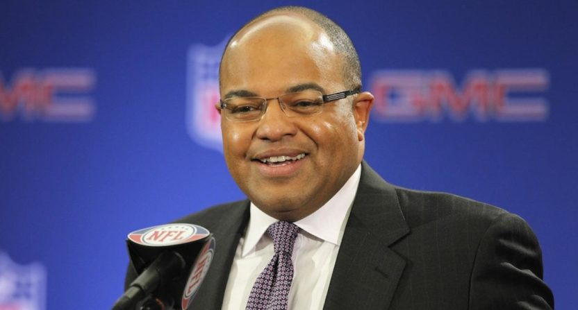 Mike Tirico to replace Al Michaels on NBC's 'Thursday Night Football'
