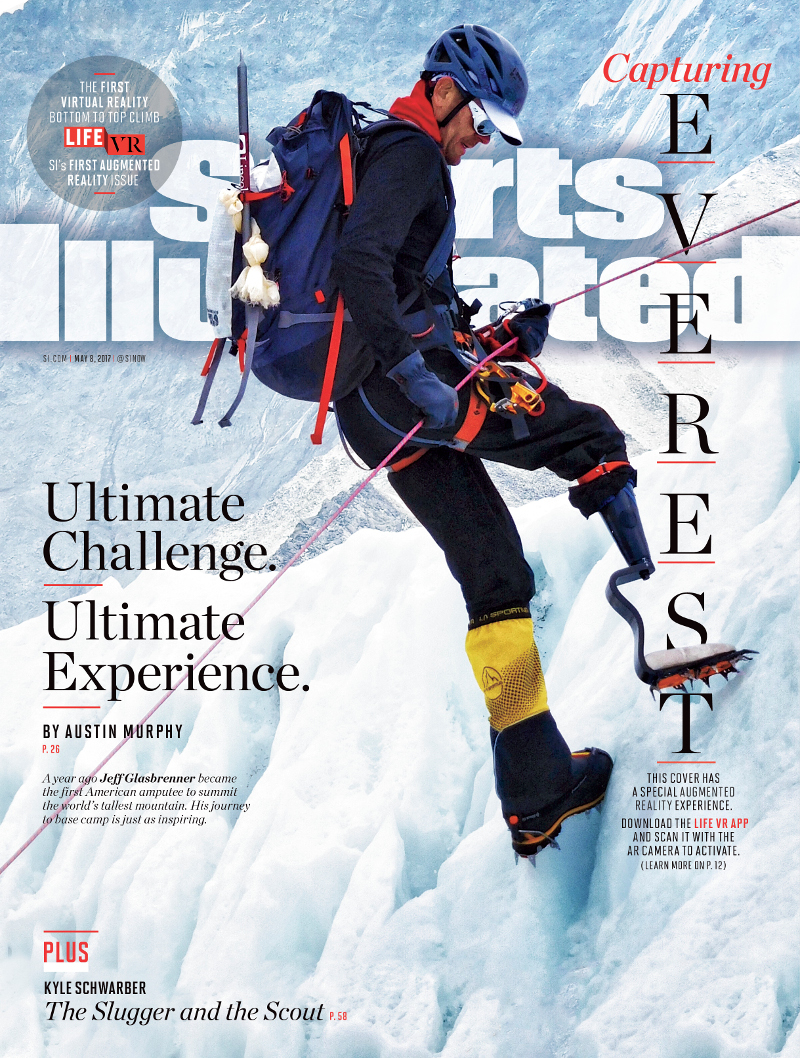 SI Everest cover