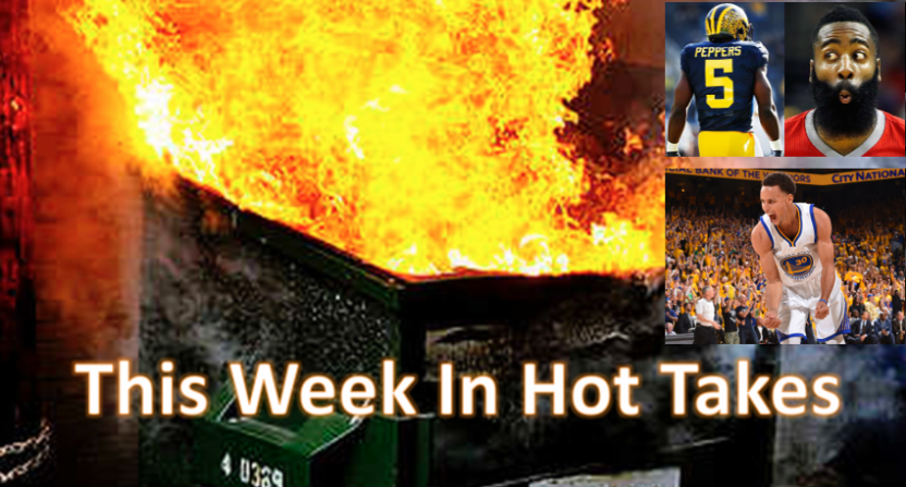 This Week In Hot Takes for May 5-11