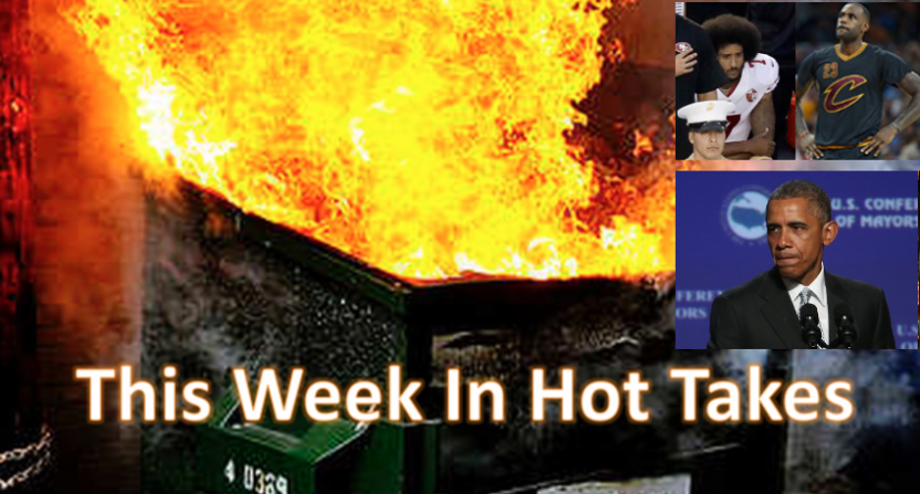 This Week In Hot Takes May 19