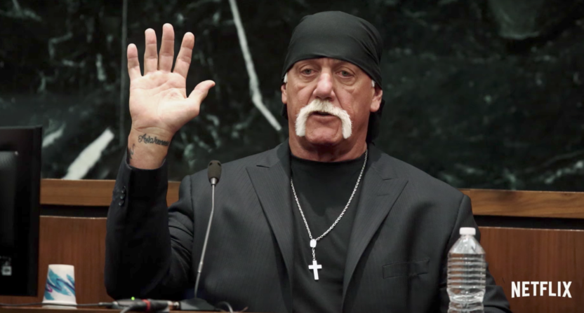 Netflix Releases Trailer For Hulk Hogan Sex Scandal Documentary