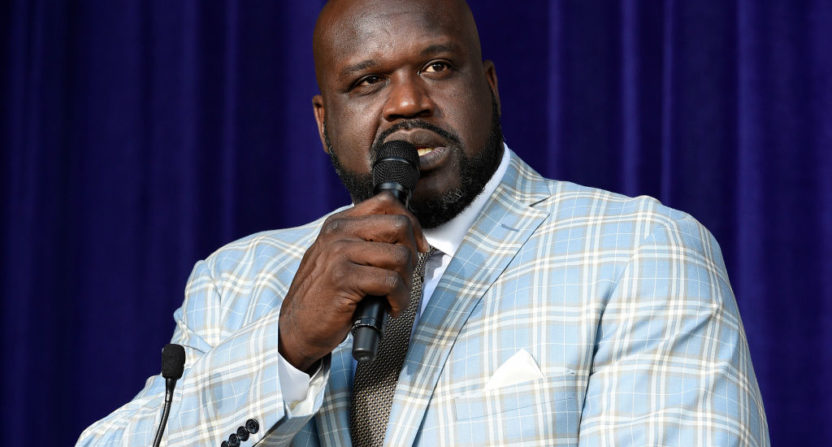 Shaq just dropped a lavar ball diss track and it is incredible malvernweather Images