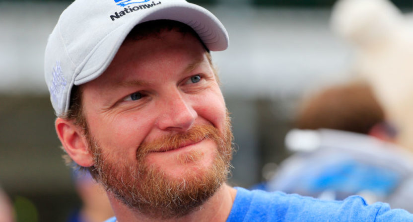 Earnhardt set for NBC role