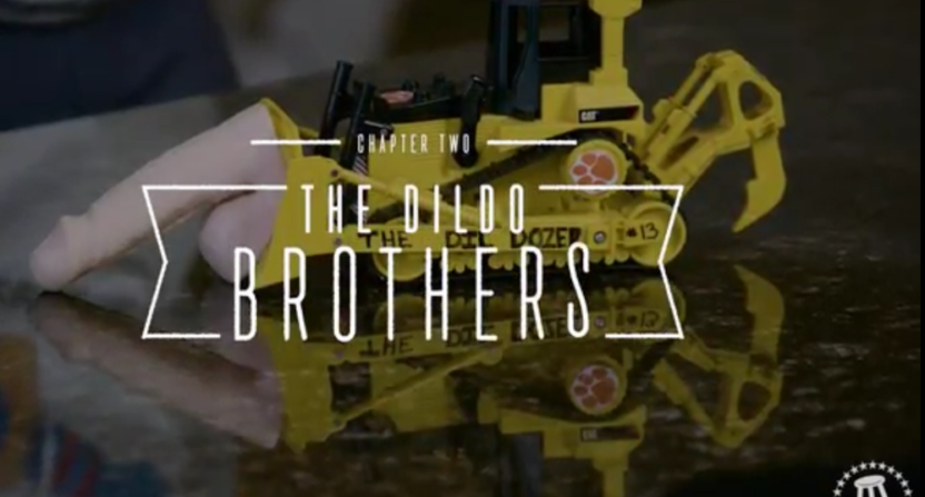 Barstool Sports' Bills' documentary included a chapter on the dildo throwers.