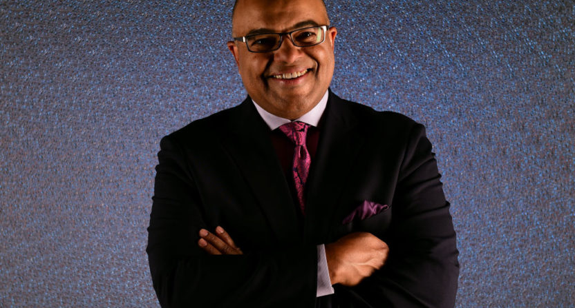 Mike Tirico to call Notre Dame games for NBC this season
