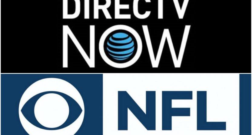 Directv now streaming service adds cbs just as football season gears up solutioingenieria Choice Image