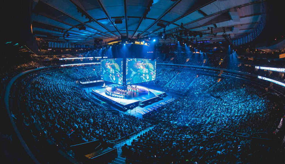Nielsen Wants To Track Audiences And More For Esports Events, Such As These  Fall 2016
